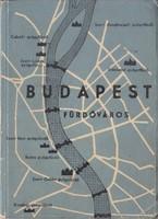 BUDAPEST FÜRDŐVÁROS képes fűrdőkalauz 1935