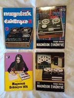 Magnósok Évkönyve, több darab