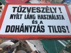TÜZVESZÉLY