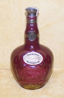 Chivas whisky porcelán üveg