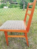 Retro 1964-es karakteres szék 2db 2500/db