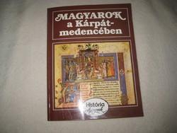 Magyarok a Kárpát medencében   355 oldal reprint