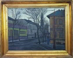 Koch Vilmos / Városi utca