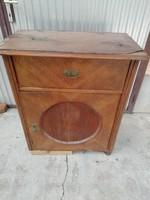 Antik fiókos szekrény