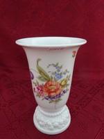 ROSENTHAL  német minőségi porcelán váza, magassága 18,5 cm.