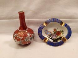 2 db régi Kínai porcelán egyben!