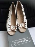 Air lites comfort fit légtalpas kényelmi szandál cipő 39 nyári pillekönnyű ÚJ