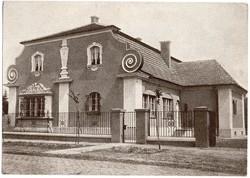 Kner-villa épülete Gyoma ( Kozma Lajos )
