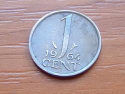 HOLLANDIA 1 CENT 1964 ( KEDVEZMÉNY LENT!!)