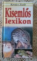 Kisemlős lexikon. Saxum 2002., Ajánljon!
