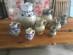 Zsolnay lomb korsó gyűjtemény