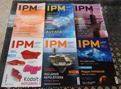 IPM Gondolkodó ember lapja