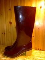 Új fél áron: Josef Seibel - Romika márkás német női csinos gumicsizma gumi csizma cipő 40