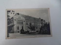 Magyaróvár; Magyar királyi Gazdasági Akadémia 1939 képeslap