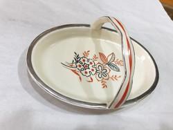 Német porcelán tál