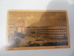 Újvidék Közigazgatási palota 1943 képeslap