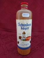 Kerámia antik  palack, gin volt benne. 0,35 literes.