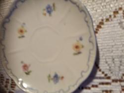 Zsolnay barokk tányér kávé csészéhez