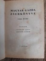 Magyar gazda zsebkönyve 1948 évre