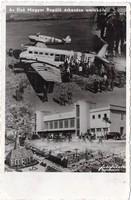 Kolozsvár, az első magyar repülő érkezése emlékére