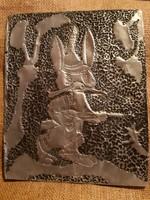 Retro alumínium kép