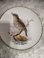 Madaras tányér 19 cm