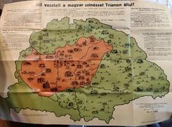 Mit vesztett a magyar szinészet Trianon által?