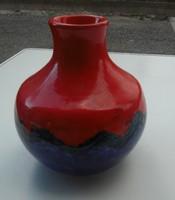 Retro kerámia váza jelzett