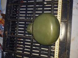 Katonai kulacs, alig használt