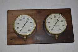 Hidraulika nyomásmérő óra