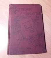 Antik könyv- Ingeborg Vollquartz  Az ezredes úr lányai   kiadás 1916. dán irodalom, ponyva,