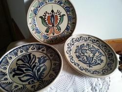tájházi fali tányérok kancsó