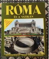 Róma és a Vatikán - képes útikönyv