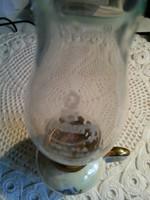 tündéri   mini Porcelán petróleum lámpa
