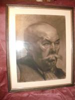 Szegedi Molnár Géza -  Portré