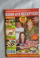 Küldd el a recepted! 2010/10. Alkudható