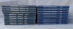 Rádiótechnika évkönyve 19 darab évkönyv - 1968- 1990