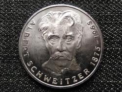 Németország 100 éve született Albert Schweitzer .625 ezüst 5 Márka 1975 G (id22933)