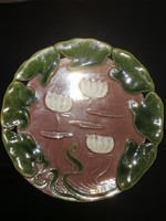 Körmöcbányai kis fali  tányér