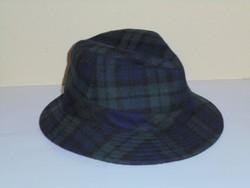 MAYSER kockás férfi kalap ( 57-es )