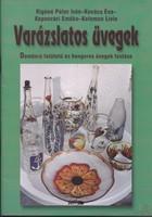 VARÁZSLATOS ÜVEGEK - Domború felületű és hengeres üvegek festése
