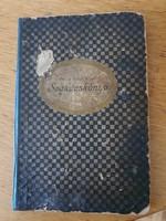 Ottlikné Balogh Ilona Szakácskönyve 1925-ből