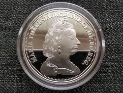 Királyi Koronák Utánveretben Mária Terézia 5 korona .999 ezüst PP (id23497)