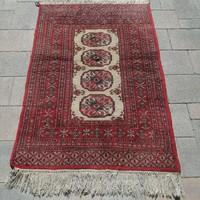 Kézi csomózású Pakisztáni Bochara szőnyeg..Alkudható!