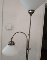 RÁBALUX új állólámpa, olvasó lámpa karral és mennyezeti világítással