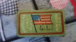 Borotvapenge tartó (American Flag Blade Factory)