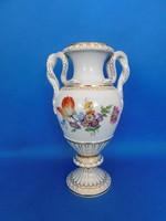 Meisseni  váza 19sz