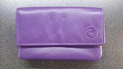 Mala bőr pénztárca