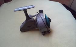 Nagyon régi szovjet alumínium orsó damíllal