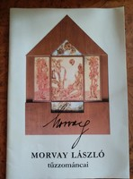 Morvai László tűzzománcai,  alkudható!